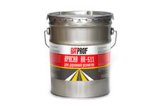 Краска ВИТ АК-511 для дорожной разметки, белая (10 кг)