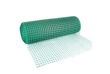 Сетка садовая 1х20 м, квадратная ячейка 50*50 мм