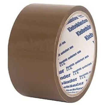 Скотч упаковочный (50 мм*50 м) коричневый (36шт/уп) SDM