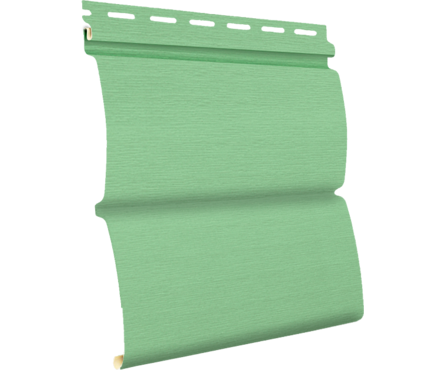 Сайдинг VOX 3,85*0,25м Светло-зеленый (SV-01)