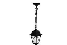 Светильник Duwi Lousanne подвесной, черный, 60 Вт,Е27, IP 44