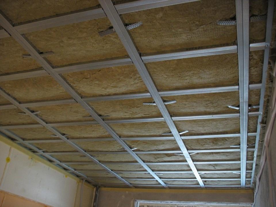 Звукоизоляция потолка своими руками фото 770