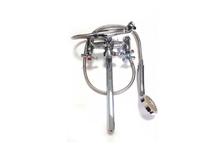 Смеситель для ванны BELAQUA BLPR SMES 150, двуручковый