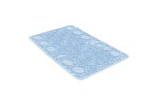 Коврик SHAHINTEX АКТИВ icarpet 60х90 см, голубой