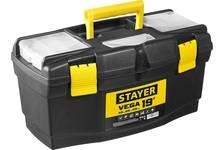 Ящик для инструмента STAYER VEGA-19, пластиковый