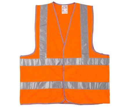 Жилет сигнальный STAYER MASTER, оранжевый, размер XL (52-54) Фотография_0