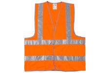 Жилет сигнальный STAYER MASTER, оранжевый, размер XL (52-54)