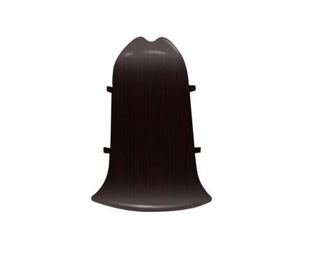 IDEAL Угол Идеал Альфа наружный к/к Венге черный /261 Фотография_0