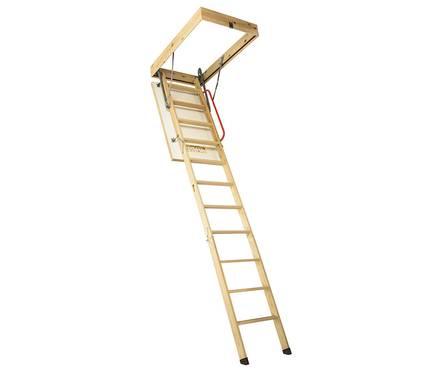 Чердачная лестница Деке DSC(Comfort) 70*120*280 см