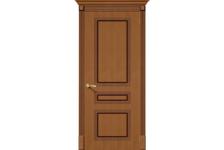 Дверь Bravo Стиль 11-Ф 200*80 см, Орех