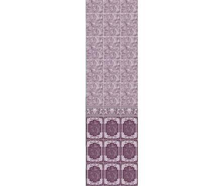 ПВХ Панель Фриз 2700*250*9мм Лев Гранат 102