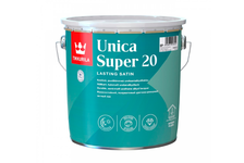 Лак алкидно-уретановый Tikkurila Unica Super 20 полуматовый, яхтный, износостойкий (2.7 л)