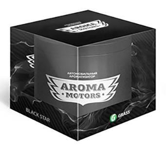 Ароматизатор гелевый Aroma Motors Black Start 100 мл