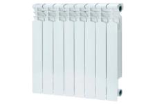Радиатор биметаллический DIABLO 500х80 мм, 8 секций