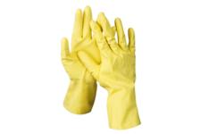 Перчатки латексные DEXX хозяйственные, размер М
