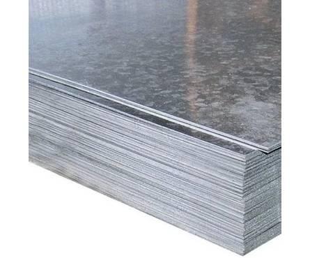Лист оцинкованный (0,35х1250х2000 мм)