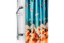 Штора для ванной Вилина Морское дно 180х180 см, полиэстер