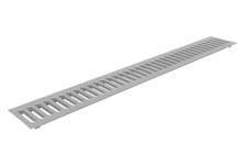 Решетка водоприемная РВ-10.13,6.100 ячеистая, стальная, оцинкованная