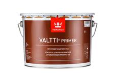 Антисептик-грунт Tikkurila Valtti Primer Pohjuste с маслом, для обработки древесины снаружи (9 л)