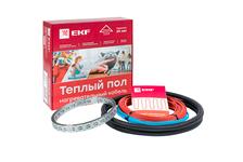 Теплый пол EKF PROxima 75 Вт, кабель 5 м, площадь обогрева 0.5 м² (нагревательный кабель)