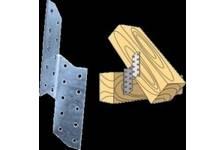 Крепление д/стропил LK3(ОВ) левый 32*210*2мм
