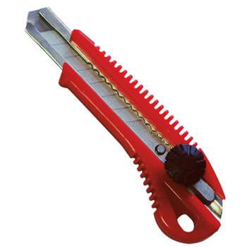 Нож 18мм с металлической ведомой, винтовой фиксатор Фотография_0