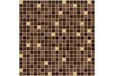 Плитка напольная Пиастрелла Сизаль 400х400 мм, коричневый