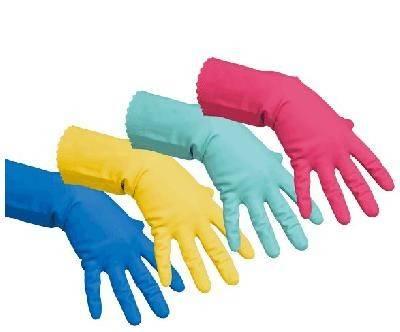 Перчатки резиновые многоцелевые M Фотография_0