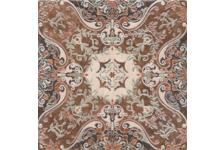 Керамогранит Cerama Marazzi Мраморный Дворец ковёр центр лаппатированный, 402х402 мм, бежевый