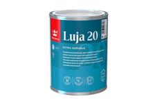 Краска акрилатная Tikkurila Luja 20 полуматовая, база С (0.9 л)