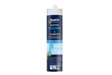 Герметик BOSTIK силиконовый санитарный Sanitary Silicone A белый 0,280 л