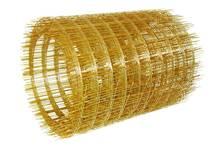 Сетка стеклопластиковая ССК 100x100х2 мм (карта 2x1 м)