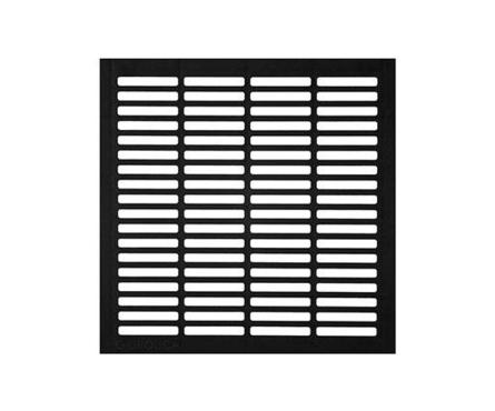 Решетка водоприемная к дождеприемнику РВ-28,5.28,5 пластиковая  (Россия)