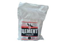 Цемент серый 500, 1 кг