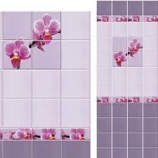 ПВХ Панель UNIQUE 3D 2700*250*8мм Орхидея ФОН из 2шт.