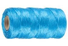 Шпагат полипропиленовый STAYER, 1.5 мм*110 м, 32 кгс, 0,8 текс, цвет синий