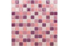 Мозаика Caramelle Mosaic Acquarelle Lavander 298х298х4 мм, чип 23х23 мм