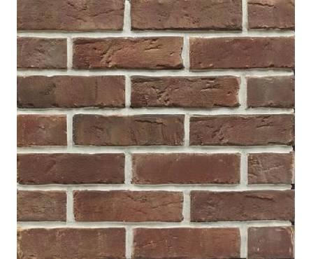 Плитка прямая, Старый кирпич Мини (0,84м2) Терракот Фотография_0