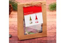 Набор для творчества «Создай новогоднюю подвеску. Дедушки» набор 2 шт.