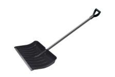 Лопата для уборки снега Usp 512х408 мм, алюминиевый черенок