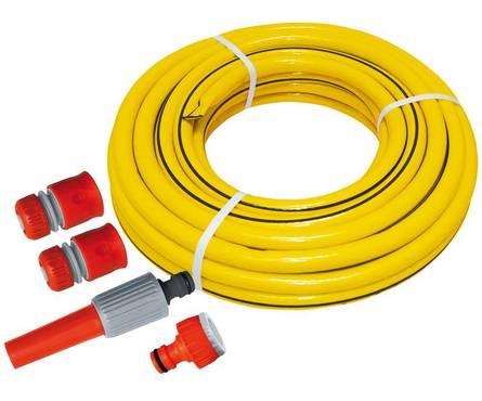 Набор для полива USP 1/2-15 м, 3 коннектора и распылитель Фотография_0