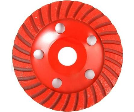 Чашка алмазная Hammer Flex 206-202 CUP TB 125*22мм турбо