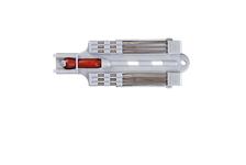 Набор надфили ЗУБР с пластиковой ручкой,140мм, 6шт