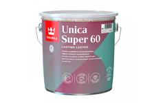 Лак алкидно-уретановый Tikkurila Unica Super 60 полуглянцевый, яхтный, износостойкий (0.9 л)