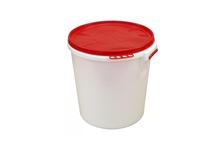 Бак пищевой с герметичной крышкой 32 л