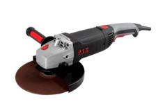 УШМ P.I.T. PWS230-D2, 2300 Вт, 230 мм, 6500об/мин, плавный пуск, поворотная ручка