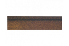 Коньки-карнизы Технониколь Шинглас (коричневый) 4К4Е21-1096rus