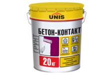 Грунт ЮНИС Бетон-контакт 20 кг
