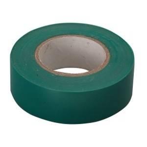 Изолента ПВХ СИБРТЕХ, 15 мм х 10 м, зеленая Фотография_0