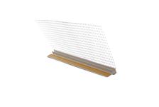 Профиль оконный примыкающий самоклеющийся с АРМ сеткой 6 мм/2,4 м